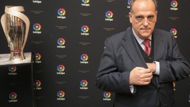 """صورة رئيس رابطة """"الليغا"""": نأمل عودة الدوري في يونيو"""