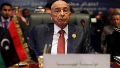 Photo of عقيلة يبحث مع خارجية اليونان تسوية سلمية للملف الليبي