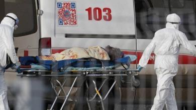 """صورة """"انفجار وبائي"""" في روسيا.. """"كورونا"""" يصيب 16,319 خلال يوم"""