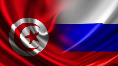 صورة مباحثات روسية تونسية تتناول الملف الليبي