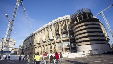 Photo of ريال مدريد يبدأ تطوير البرنابيو