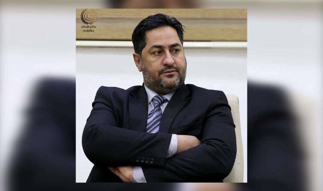 سعد امغيب- نائب بمجلس النواب الليبي