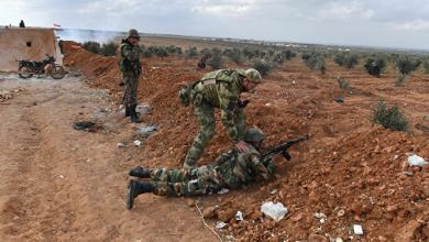 صورة سوريا.. مقتل 26 جندياً في هجوم إرهابي على نقطة عسكرية