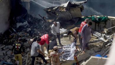 Photo of تحطم طائرة ركاب باكستانية وترجيحات بموت جميع ركابها