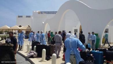 Photo of عودة الليبيين العالقين في تركيا بدءا من الثلاثاء