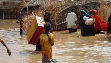 Photo of الفيضانات تهدد حياة الآلاف في الصومال