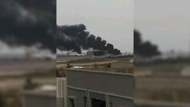 Photo of الجيش يستهدف مخازناً للذخيرة في معيتيقة