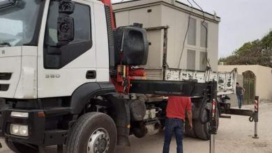 "Photo of ""العامة للكهرباء""..صيانة في محطة غرب طرابلس"