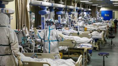 صورة أمريكا تسجل 1635 حالة وفاة بسبب فيروس كورونا خلال 24 ساعة
