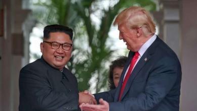 """Photo of ترامب: سعيد لظهور """"كيم"""" بصحة جيدة"""