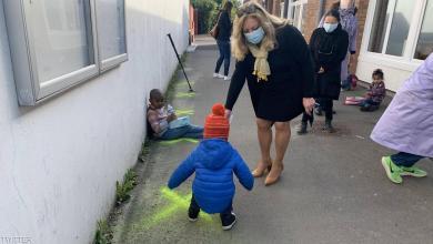 صورة صورة من مدرسة فرنسية تثير جدلا واسعا.. شاهد