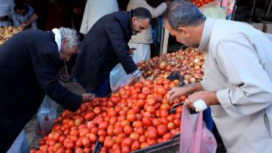 Photo of انخفاض ملحوظ لأسعار الخضراوات في سرت