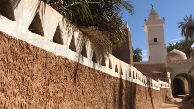صورة غدامس درة الصحراء شاهدة على العراقة