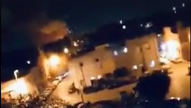 """Photo of """"فيديو"""" انفجار مستودع ذخيرة في طرابلس"""