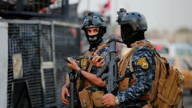 صورة مقتل عناصر من الشرطة العراقية في هجوم جديد لداعش