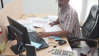 Photo of الخدمات المالية بالجفرة تشرع في إعداد مرتبات 15 جهة