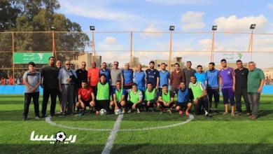 Photo of افتتاح ملعب إشبيلية في بنغازي بمشاركة نجوم كرة القدم
