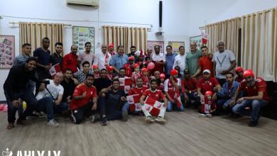 Photo of زيارة أسرة الأهلي بنغازي لدار الرعاية الاجتماعية