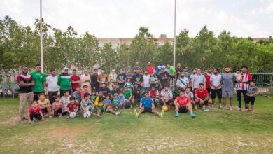 Photo of الوفاق اجدابيا يحتفي بباقة من الشخصيات الرياضية المتميّزة