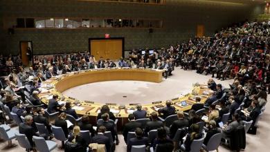 صورة مقترح جديد في مجلس الأمن يدعو إلى هدنة عالمية على مستوى العالم