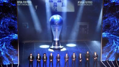 "Photo of الفيفا تلغي حفل ""THE BEST"" للعام الحالي"