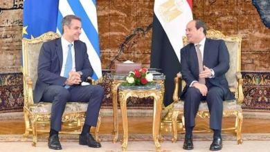 Photo of مصر واليونان تؤكدان ضرورة الالتزام بمخرجات برلين