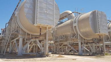 صورة محطة تحلية المياه في طبرق تشهد زيادة في إنتاجها خلال 24 ساعة الماضية