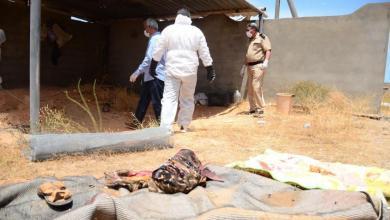 Photo of اكتشاف مقبرة جماعية في بلدة الساعدية/ ورشفانة
