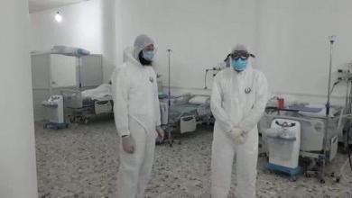 Photo of إجمالي الإصابات بفيروس كورونا في ليبيا وصلت لـ 1268 إصابة