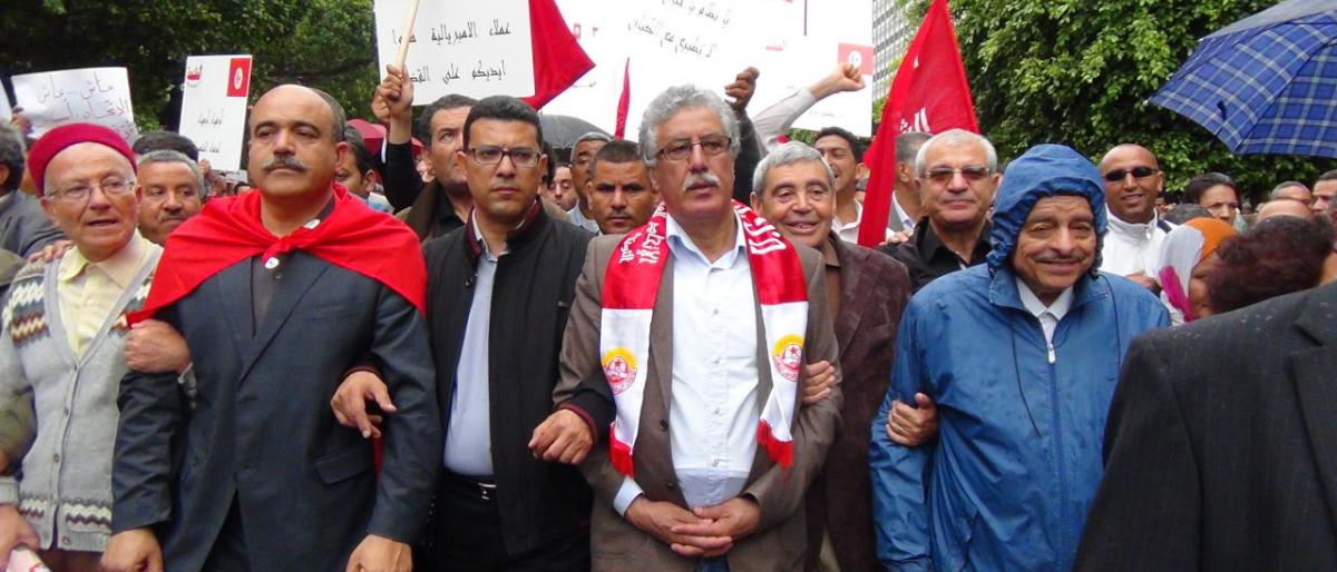 """الأحزاب التونسية المعارضة -""""أرشيفية"""""""