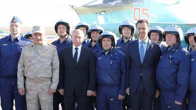 صورة مساع روسية لزيادة الهيمنة على منشآت حيوية سورية