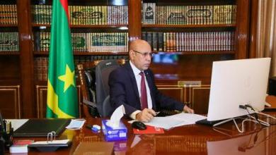 """صورة الرئيس الموريتاني يدعو دول """"عدم الانحياز"""" لإلغاء ديون أفريقيا"""