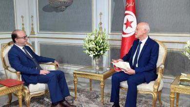 """Photo of """"قيس سعيد"""": تونس ترفض أي تقسيم داخل ليبيا"""
