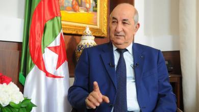"""صورة """"تبون"""": الجزائر مستعدة لمساعدة ليبيا للخروج من أزمتها"""