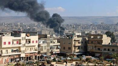 Photo of قتلى باشتباكات بين فصائل موالية لتركيا في عفرين السورية