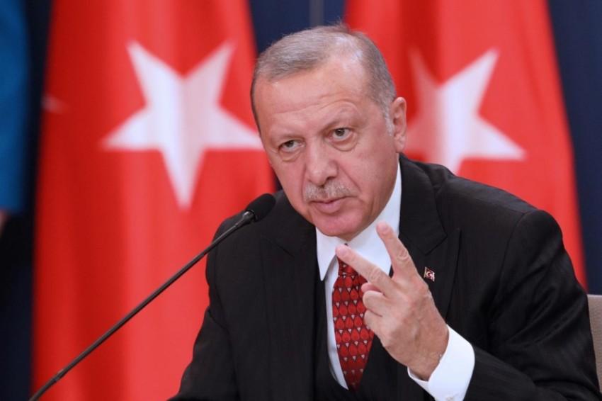 الرئيس التركي أردوغان يرفض أي انتقاد لتدخله في ليبيا