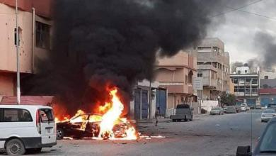 Photo of قتلى وجرحى بقصف طال منطقة أبوسليم (صور)