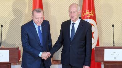 """Photo of الرئيس التونسي لـ أردوغان: الحل في ليبيا يجب أن يكون """"سلميًا"""""""