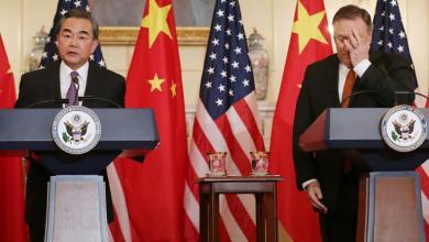 "Photo of الصين: أمريكا مصابة بـ ""فيروس سياسي"""