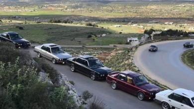 "Photo of درنة.. المهرجان الأول لسباقات الدريفت ""BMW"""