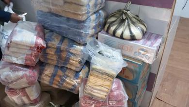 جمعية سنابل الخير في إدري تبادر بتوزيع السلة الرمضانية