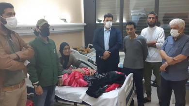 Photo of الفسي يتفقد خدمات الحجر الصحي بالبرج الثالث بمركز بنغازي الطبي