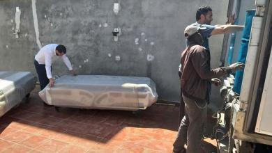 Photo of مستشفى كاباو..وصول شحنة من المستلزمات الطبية