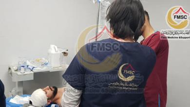 Photo of مركز الطب الميداني: استقبلنا 14 حالة نتيجة سقوط القذائف العشوائية في طرابلس