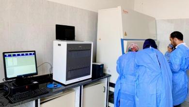 "Photo of طرابلس: وصول جهاز يظهر تحليل كورونا في 45 دقيقة ""صور"""