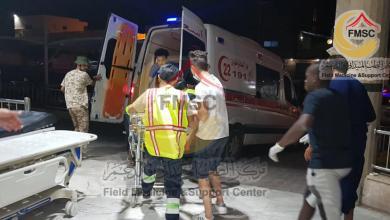 "Photo of صحة الوفاق: القصف استهدف قسمي الجلدية والأمراض السارية بـ""طرابلس المركزي"""