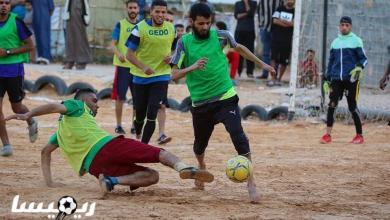 Photo of تواصل المباريات الاستعراضية في طرابلس حتى أول أيام العيد