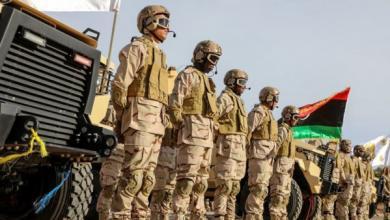 صورة الجيش يحرك قواته بعيداً عن طرابلس داعياً قوات الوفاق لمبادرة مماثلة