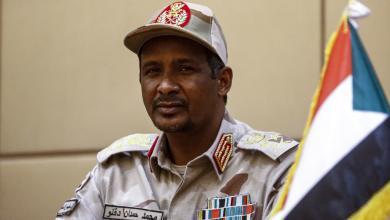 Photo of دقلو: السودان قدّمت مبادرة تسوية في ليبيا.. وحفتر رفضها
