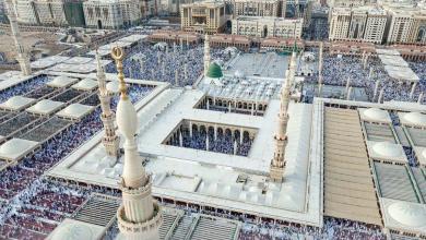 Photo of الملك سلمان يوافق على إقامة صلاة العيد بالحرمين الشريفين دون حضور المصلين